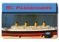 Radio Control Passenger Liners