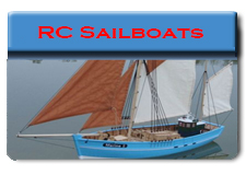 Radio Control Sailboats