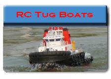 Radio Control Tug Boats