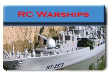 Radio Control Warships