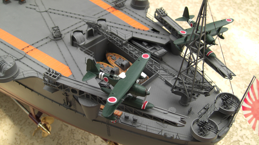 The Scale Modeler - IJN RC Yamato BattleShip