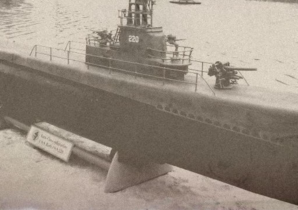 1:72 SCALE US GATO CLASS RC SUBMARINE – READY TO RUN | The