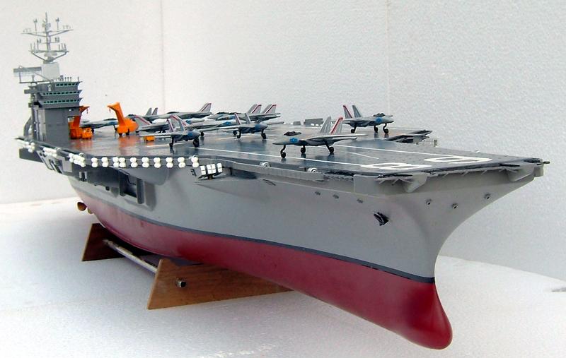 Uss Nimitz Model rc Uss Nimitz Aircraft Carrier