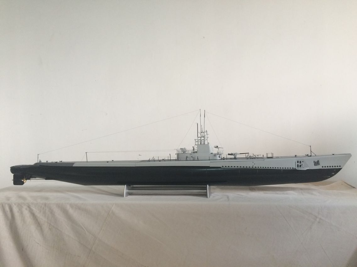 172 Scale Us Gato Class Rc Submarine Ready To Run The Scale