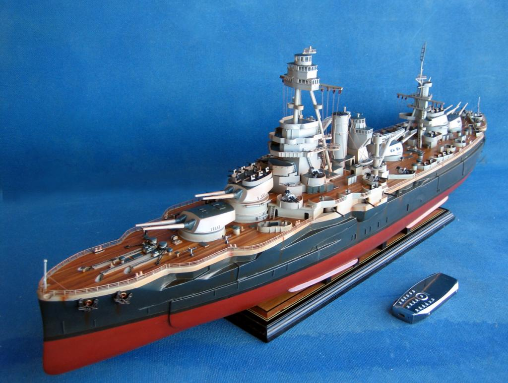 HUGE 60 INCHES IN LENGTH – RC BATTLESHIP TEXAS – READY TO RUN | The