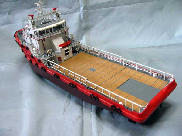 RC ANCHOR HANDLING TUG BOAT SHIP ( AHTS ) – UNASSEMBLED ...