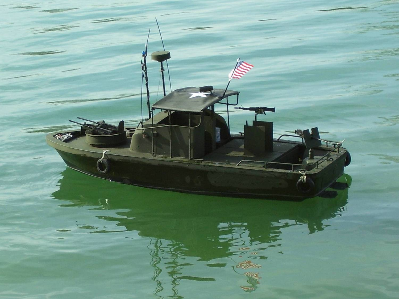 Vietnam River Patrol Boats