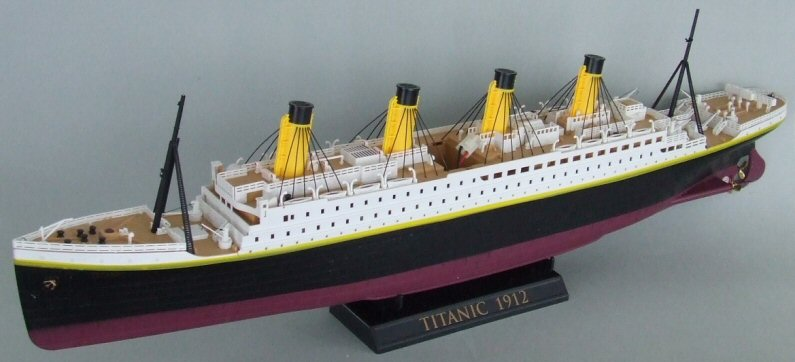 RC TITANIC SCALE SHIP The Scale Modeler Trains Boats - Remote control cruise ship