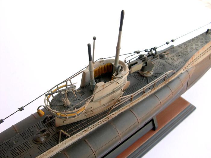 U 99 Type Vii U Boat Museum Quality Static Display Model