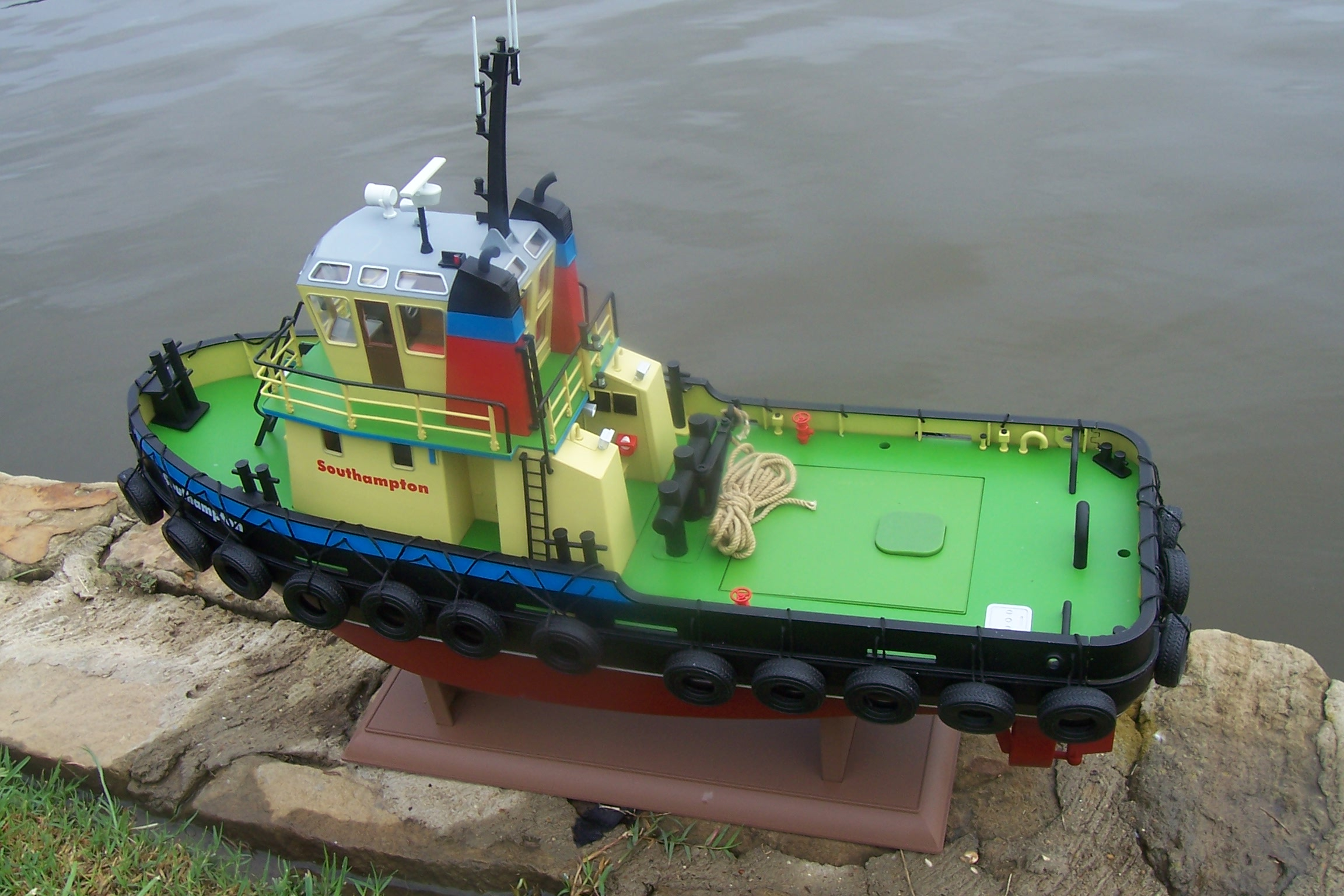 Rc Tug Boats For Sale submited images.