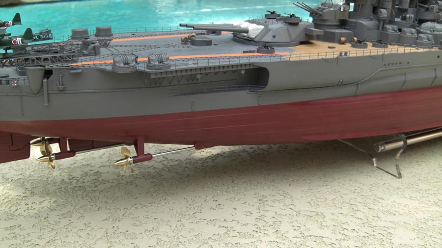 The Scale Modeler - IJN RC Yamato BattleShip